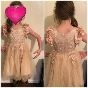 Lust Couture | formal dress | girls 7 | NWT